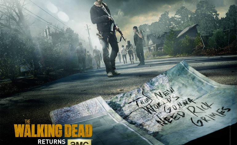Video: Walking Dead'den 5.sezon ikinci perde