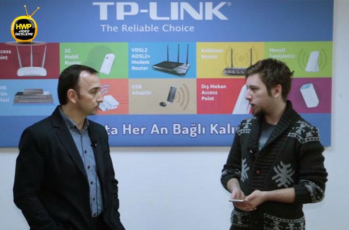 TP-LINK Ülke Müdür Yardımcısı Ali Dinçer ile konuştuk