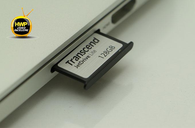 Transcend JetDrive 330 İncelemesi
