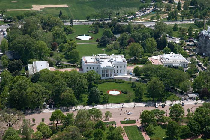 Beyaz Saray'da drone paniği