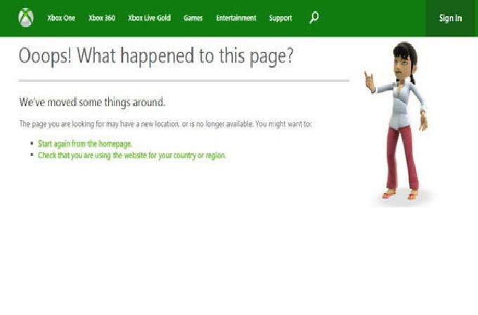 Xbox Live Marketplace'de Xbox 360 oyunları ortadan kayboldu!