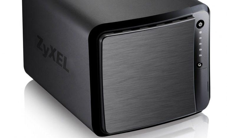 ZyXEL NAS540 ile tüm verilerinize her yerden erişim imkanı