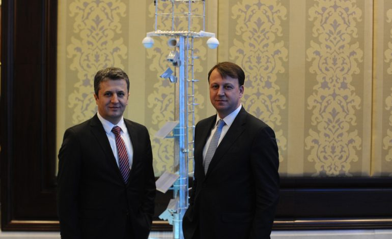 TARBİL projesinde teknoloji ortağı Turkcell
