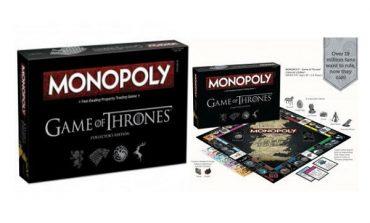 Monopoly'e Game of Thrones kanı geldi