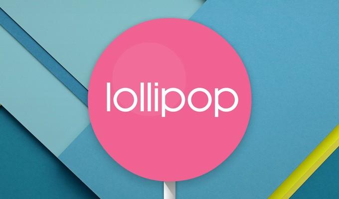 Android Lollipop kullanım oranı %1.6'ya ulaştı