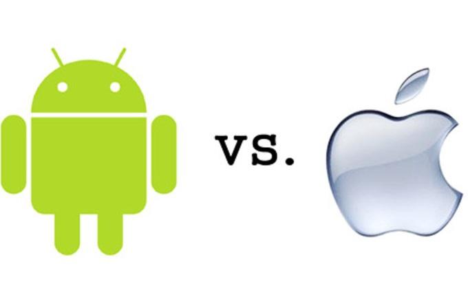 iOS, ABD'de kullanılan en popüler mobil işletim sistemi oldu