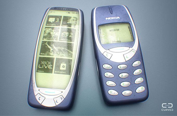 Galeri: Nokia 3310 ve Ericsson T28s akıllı telefon olsalardı