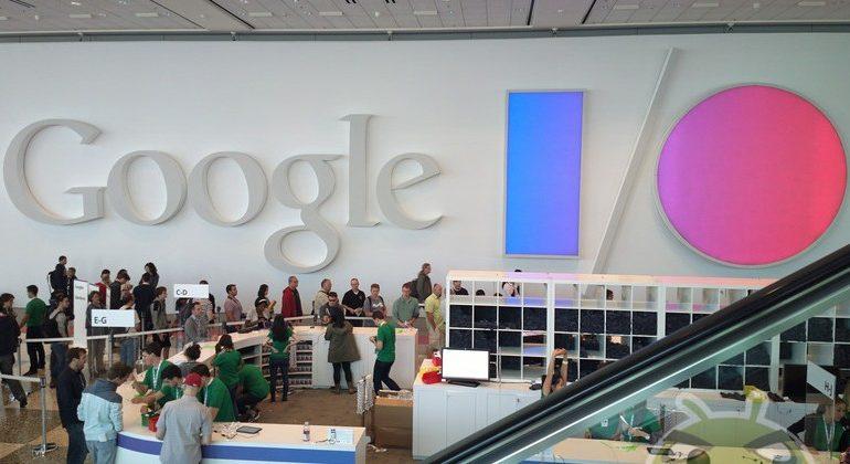 Google I/O 2015'in kayıtları başladı