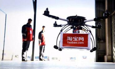 Alibaba siparişleri drone ile teslim edecek