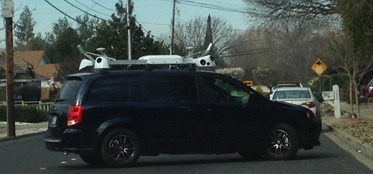 Video: Apple'dan Google Street View'a rakip mi geliyor?