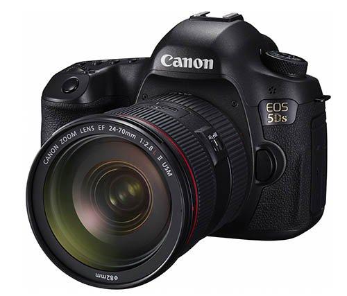 Hazır mıyız? İşte karşınızda 50 MP Canon EOS 5DS ve EOS 5DS R