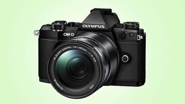 Olympus E-M5 Mark II ile 41 MP fotoğraflar geliyor