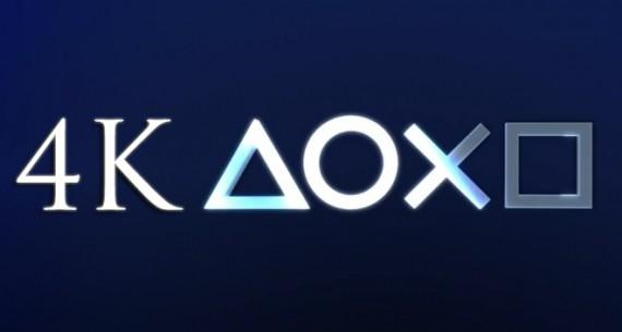SONY'den 4K PS4 sinyalleri