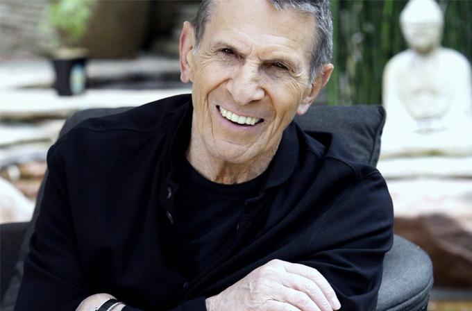 Güle güle Mr. Spock :(
