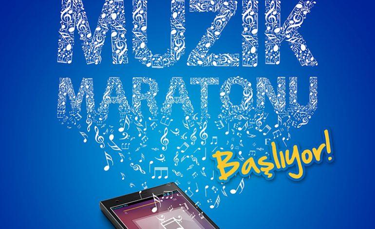 Turkcell Müzik Maratonu'nun şampiyonları  23 Şubat'ta açıklanıyor