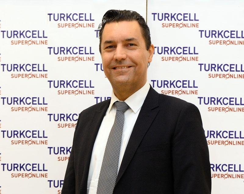 Turkcell Superonline Bireysel Satıştan Sorumlu Genel Müdür Yardımcısı Ceyhun Özata