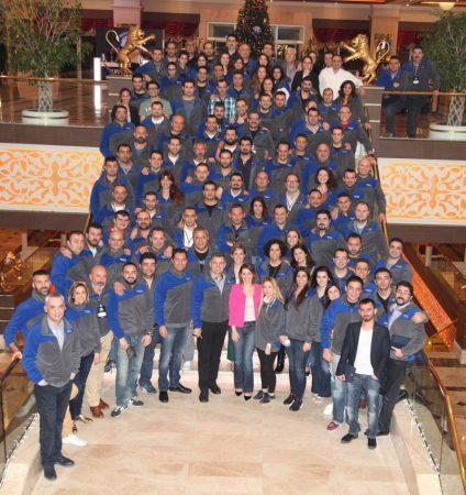 Turkcell Superonline Kıbrıs Bayi Toplantısı Görseli