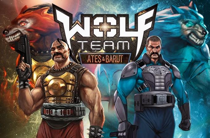 Wolfteam dergisi satışta!