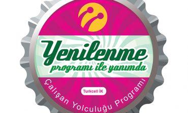 """Turkcell'den çalışanlarına özel """"Yenilenme Programı"""""""