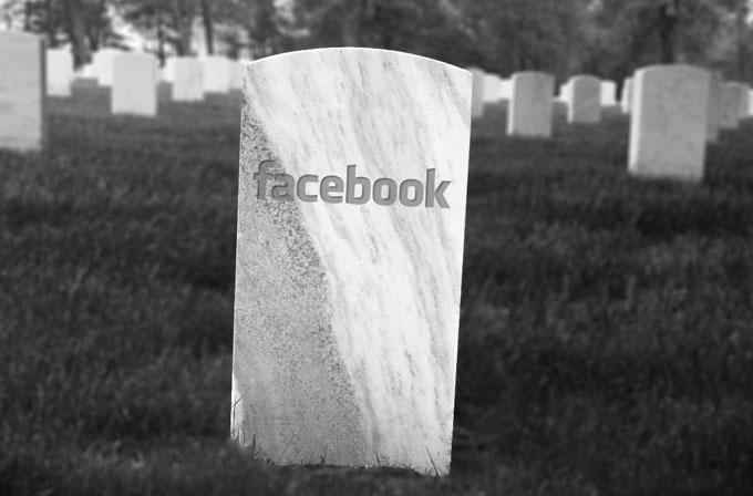 Facebook'ta artık öldükten sonra profilinize ne olacağına karar vermeniz mümkün