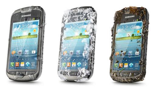 Samsung Galaxy XCover 3, suya ve toza karşı dayanıklı telefon