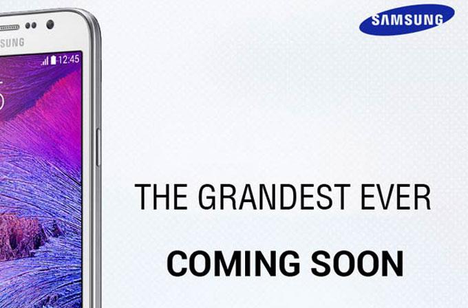Samsung Galaxy Grand 3 geliyor