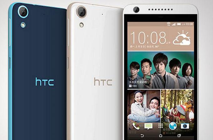 HTC A53'ün özellikleri ortaya çıktı