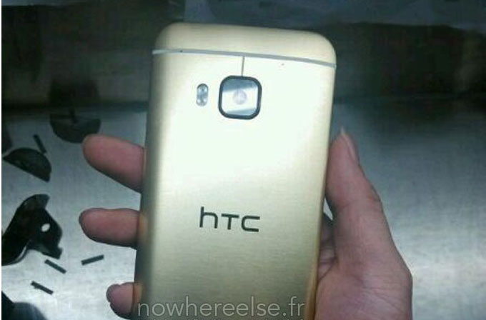 HTC M9'un görselleri sızdırıldı