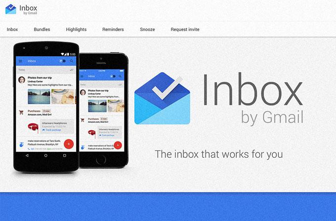 Google Inbox nihayet iPad'e geldi