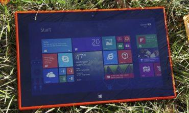 Microsoft, Nokia Lumia 2520'yi artık üretmeyecek