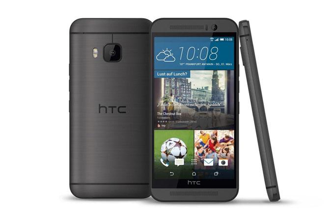 HTC One M9'un şimdiye kadarki en net görselleri