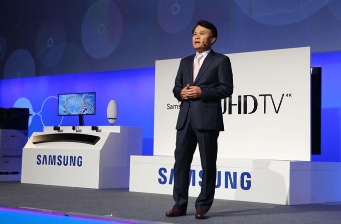Samsung, MENA Forum 2015'te yeni ürünlerini ve vizyonunu tanıttı