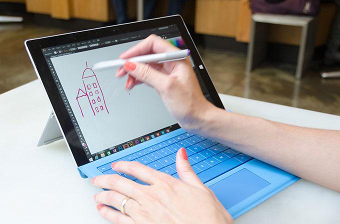Microsoft, Surface Pro 3'ün Stylus kalemini üreten şirketi satın alabilir