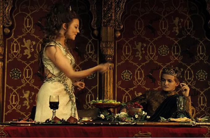 Game of Thrones'un 4. sezon çekim hataları yayınlandı
