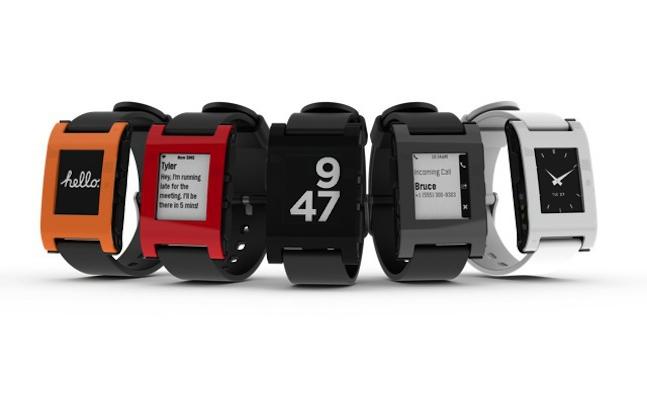 Pebble, 1 milyon akıllı saat sattı