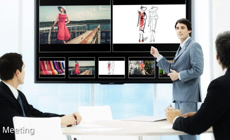 Sony, yeni Vision Presenter çözümünü ISE 2015'te görücüye çıkarıyor