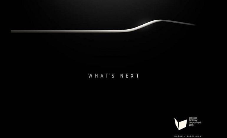 Samsung MWC davetiyesinde Galaxy S6 mesajı mı veriyor?