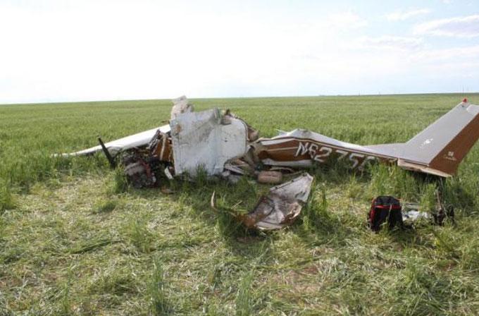 İki kişinin öldüğü uçak kazasında suçlu selfie