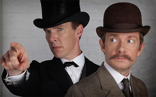 Sherlock'un özel bölüm çekimleri tamamlandı
