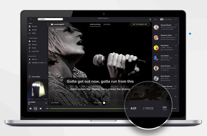Spotify'da artık şarkı sözlerini direkt olarak görebileceksiniz