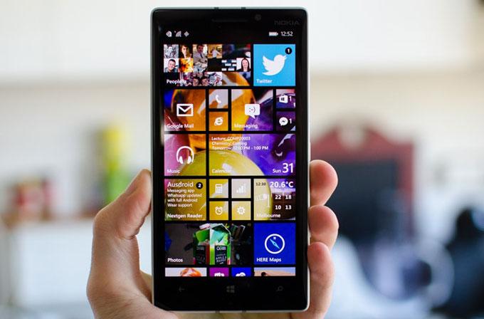 Akıllı telefonlar için Windows 10'un teknik ön sürümü 512MB RAM'de çalışabilecek