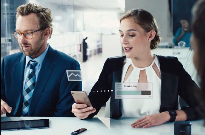 Xperia cihazlar iş kullanımları için neden iyi? (VİDEO)