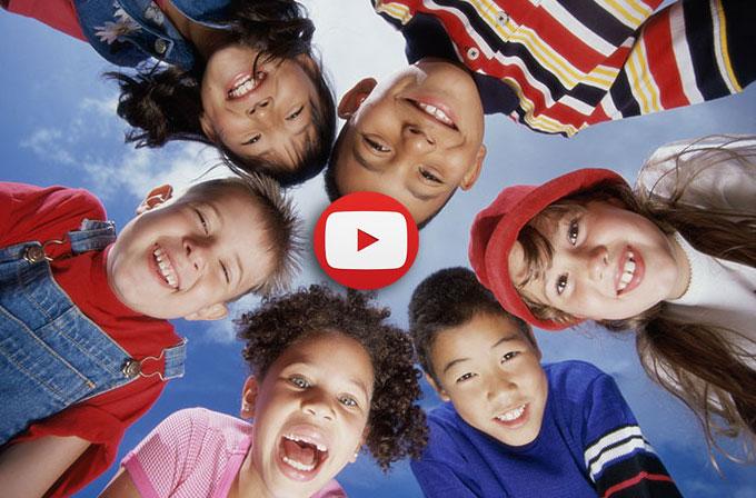 Çocuklar için Youtube 23 Şubat'ta açılıyor