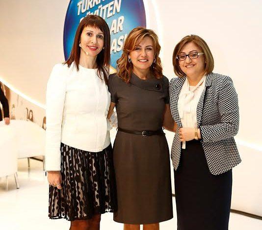 Türkiye'yi büyüten kadınlar buluşması