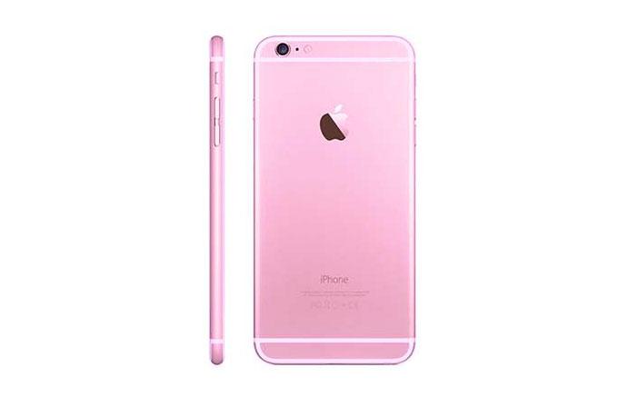 Yeni iPhone pembe renk seçeneğiyle gelebilir