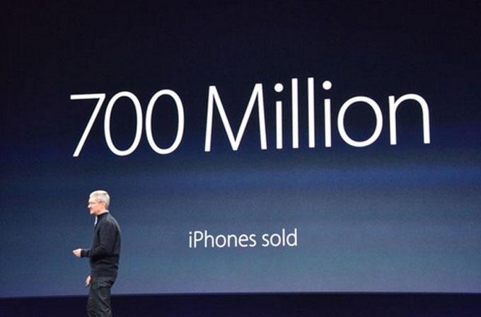 Apple mali açıdan muhteşem gidiyor
