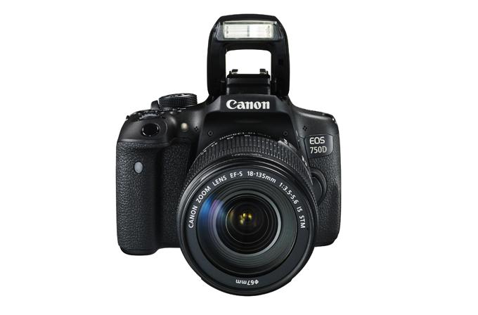 Canon, EOS 750D ve EOS 760D'yi tanıttı