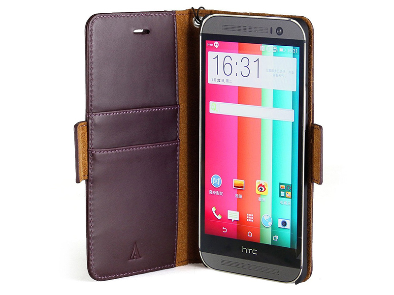 ACEABOVE-Genuine-Leather-Wallet-cover-HTC-One-M9-Case