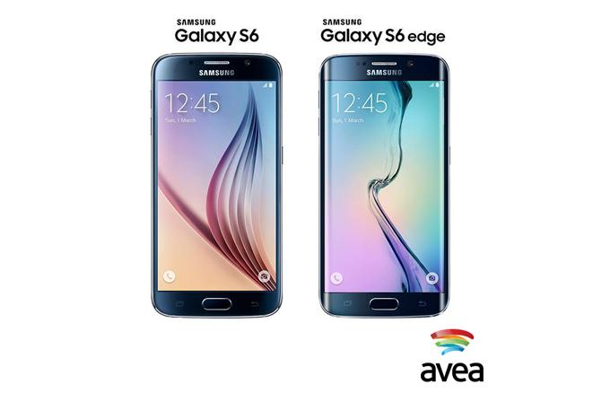 Samsung Galaxy S6 ve Galaxy S6 Edge yakında Avea'da