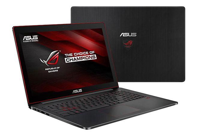 ASUS'tan incecik oyuncu dizüstü bilgisayarı: ROG G501
